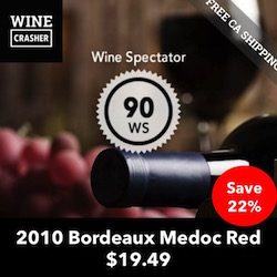 2010 Bordeaux 90 Points Best PRICE