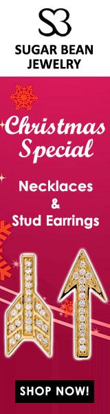 SBJ - Stud Earrings for Christmas Special
