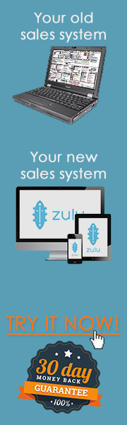 a BETTER sales management system!