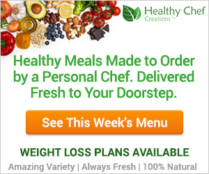 Healthy Meals Made to Order!