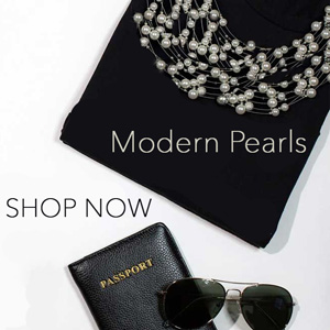 New for Spring: Modern Pearls