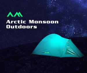 Arctic Monsoon Camping