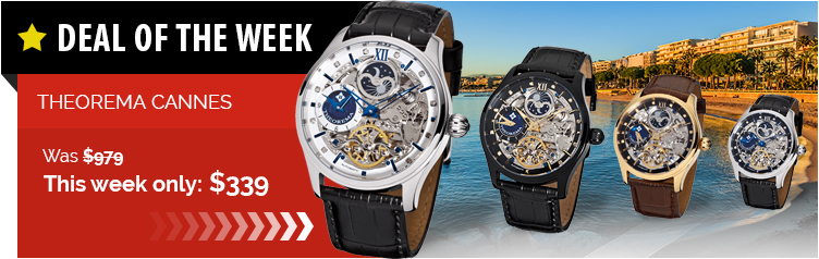 Classic German Watches - Deal of the Week