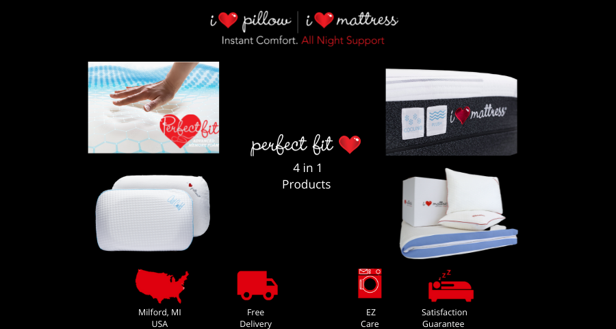 Pillows for your family