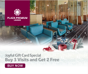 Plaza Premium Lounge, Holidays, Lounge