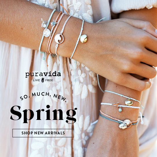 Pura Vida Monthly Bracelet Club