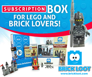 Brick Loot - Subscription Box for Lego and Brick Lovers