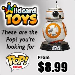 Wildcard Toys Pop! Vinyl Figures