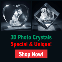 3D Photo Crystals 250x250 banner 1