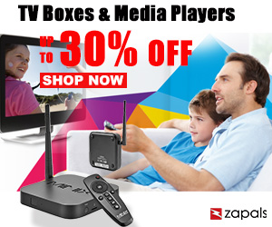 TV Boxes & Media Players
