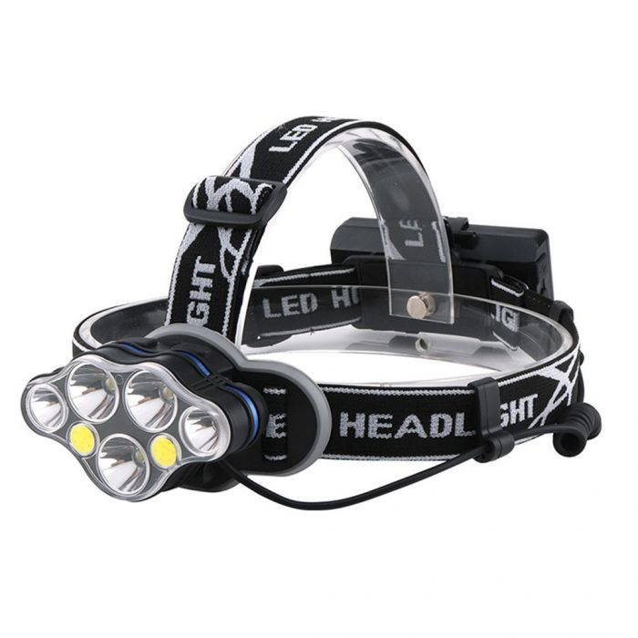 Waterproof Super Bright 7-LED USB Headlamp Was: $12.99 Now: $8.99 and Free Shipping.