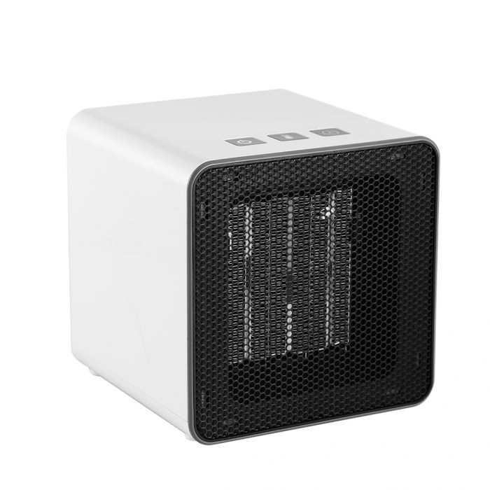 800W Electric Portable Indoor Space Heater Desktop Heater Fan Was: $46.99 Now: $26.99 and Free Shipping.