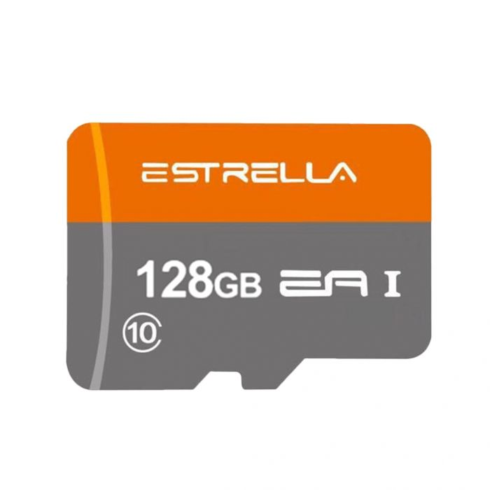 ESTRELLA Class 10 Micro SDHC Card 128GB Was: $19.99 Now: $17.99 and Free Shipping.
