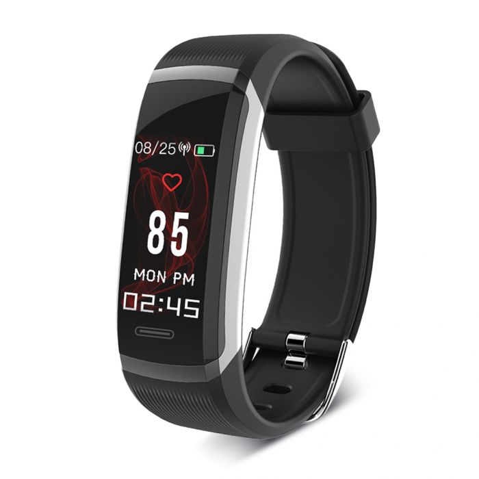GT101 Smart Bracelet Fitness Tracker with Heart Rate Monitor 0.96 TFT Color Screen Was: $26.99 Now: $13.99 and Free Shipping.