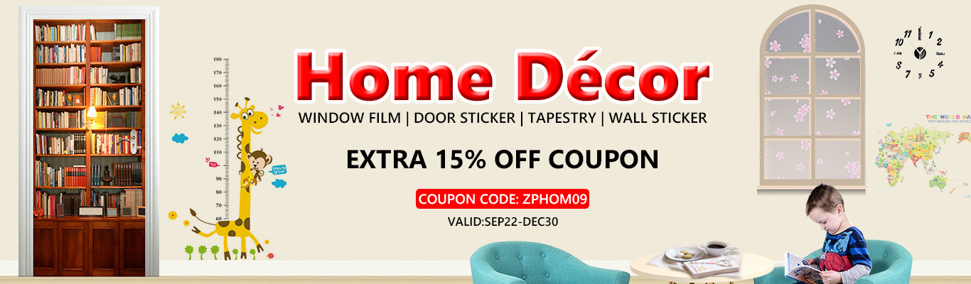 Coupon Code Zphom09 For Home Decor