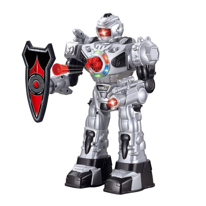 Large Remote Control Robot Was: $56.99 Now: $36.99 and Free Shipping.