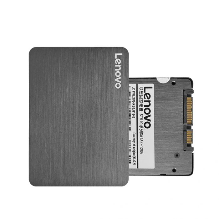 Lenovo ST510 SATA 3 Solid State Drive 120GB Was: $59.99 APP Price Now: $20.99.