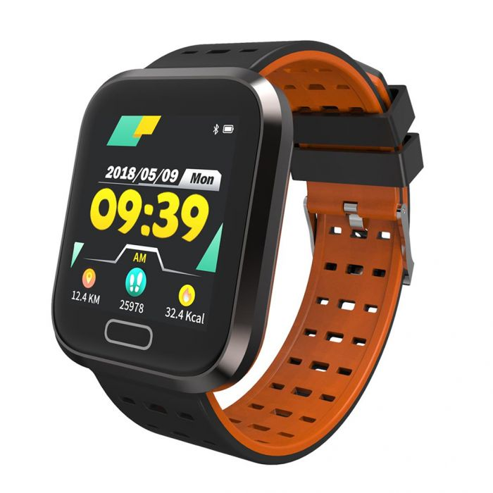 M16 Multi-sport Smart Watch with Blood Pressure Heart Rate Monitor Message Caller ID Display Was: $26.99 Now: $14.99.