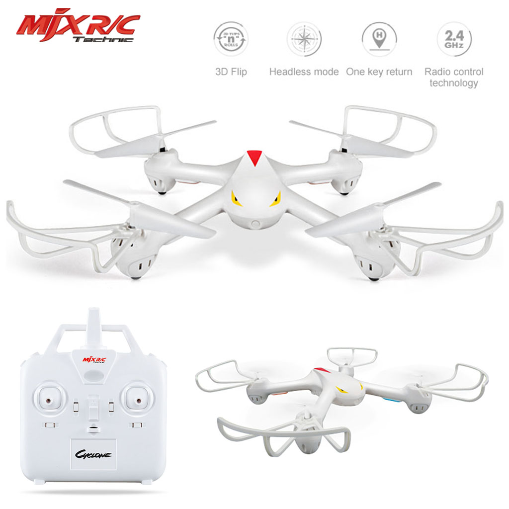Only $30.99 with Coupon Code  for MJX X708 Headless 6-Axis Gyro 2.4G Mini RC Drone