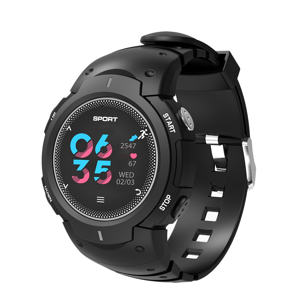 NO1 F13 Smart Watch with Real-time Heart Rate Monitor Was: $44.99 Now: $29.99.