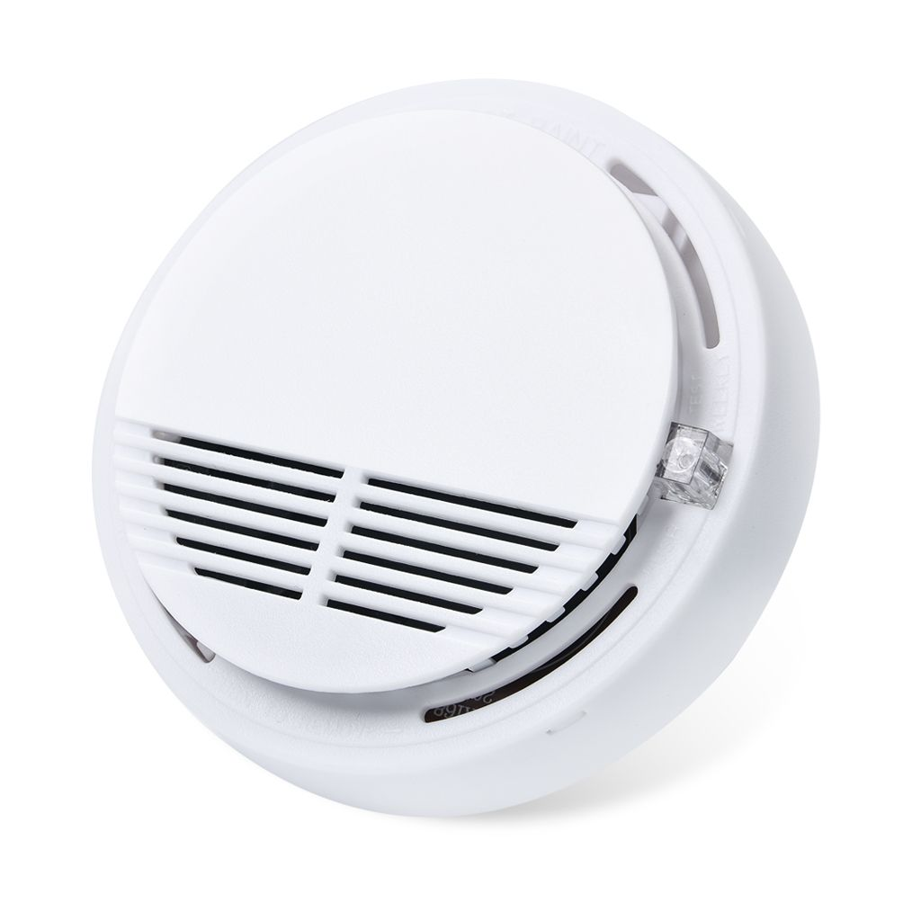 Photoelectric Smoke Alarm Electric Smoke Detector with LED Indicator Was: $9.99 Now: $3.99 Plus Free Shipping.