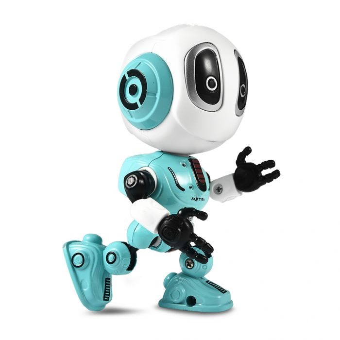 Smart Touch Sense Interactive Robot Toy with Sounds & LED Lights Random Color Was: $19.99 Now: $9.99.