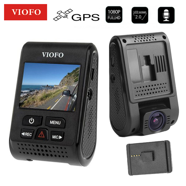 Exclusive 20% Coupon Code:  for  for VIOFO  1080P Car Dash Cam Sony Exmor IMX291 with GPS Mount