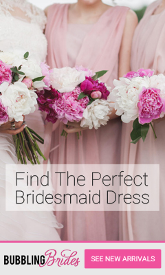 Find The Perfect Bridesmaid Dress - Bubbling Brides