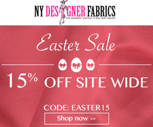 Easter Sale is ON. Use Code: EASTER15 at Checkout and Get 15% OFF Site Wide