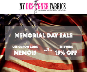 Memorial Day Sale. Use Code: MEMO15 at Checkout and Get 15% OFF Site Wide