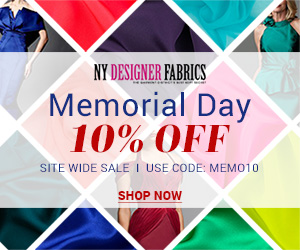 Memorial Day Sale. Use Code: MEMO10 at Checkout and Get 10% Off Site Wide