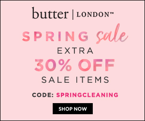 30% Off All Sale Items! Shop Nail Polish Sets, Lip Liners & More! Use Code: SPRINGCLEANING