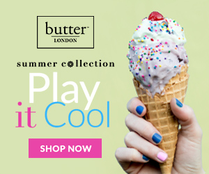 Breeze into summer with bold & bright shades from our Summer Collection exclusively at butter LONDON! Free Shipping + Bonus Gift on $50 or more with code: BONUS50.
