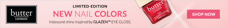 Limited Edition Glaze Nail Lacquers, Only $10 at butter LONDON! Shop Now!