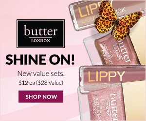 The New So Shiny Value Set at butter LONDON, $28 Value, Now $12! Shop Now and Save!