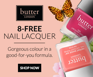 Non-toxic 8-Free Nail Polish. Gorgeous color in a good-for-you formula