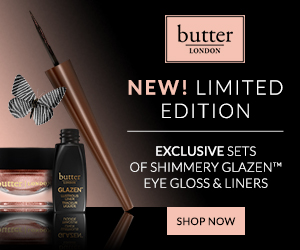 New, Limited Edition Glazen Eye Gloss and Liner Duos Exclusively at butter LONDON! Shop Now!