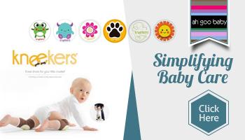Kneekers - Baby Knee Pads