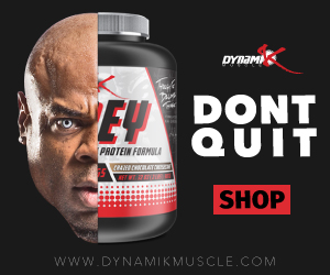 Dynamik Muscle Prey Products