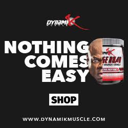 Dynamik Muscle Savage Roar