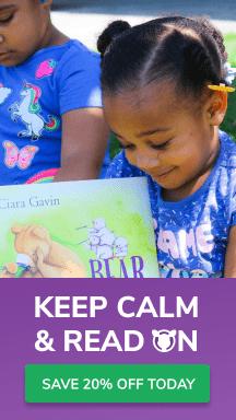 Keep Calm & Read On, 20% off