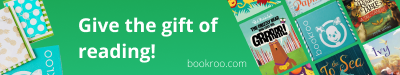 Give the gift of reading! bookroo.com