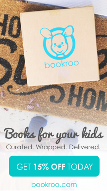 Books for your kids, Curated. Wrapped. Delivered. Get 15% off today at bookroo.com