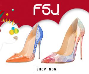 Shop for Pumps and Heels at FSJ Shoes