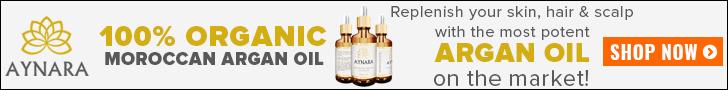Aynara 100% organic moroccan argan oil