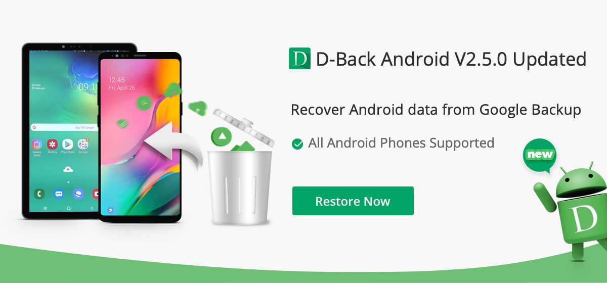 Best Android Data Recovery Tool