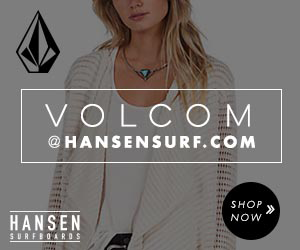 Shop Volcom at HansenSurf.com