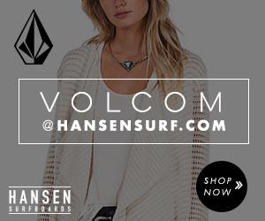 Shop Volcom at HansenSurf.com