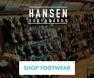 Shop Footwear at HansenSurf.com