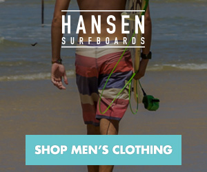 Shop Men's Clothing at HansenSurf.com